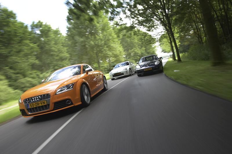 Audi en Porsche samen, gaat dat goed?