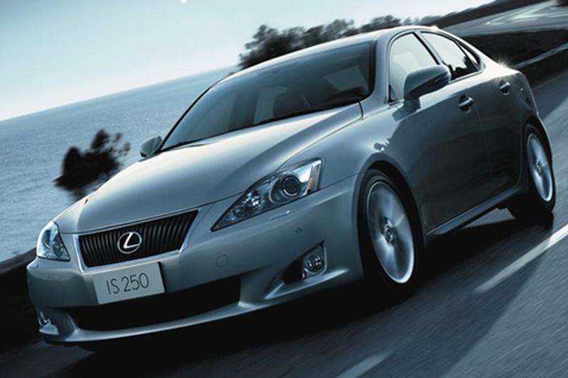 Vergrootglas erbij: Lexus IS facelift