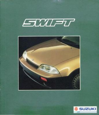 Suzuki Swift Twin Cam,gl,glx