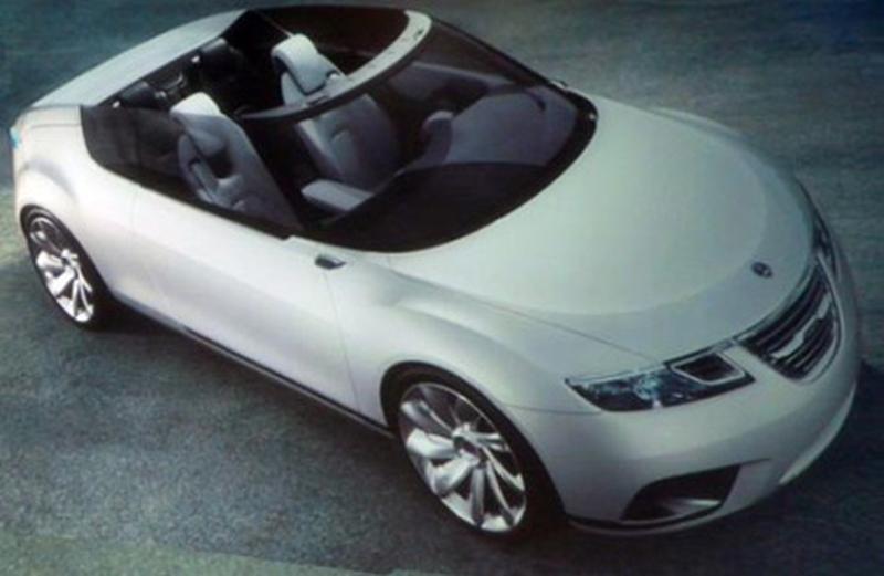 Open Saab Concept in Parijs