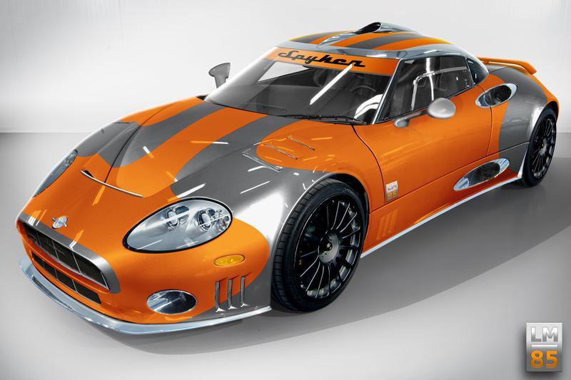 Spyker brengt GT2R naar de straat