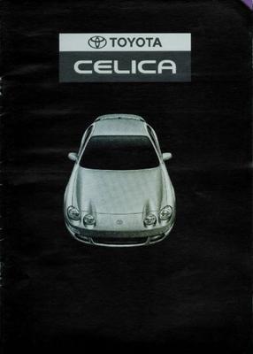 Toyota Celica Celica Gt,gt Turbo