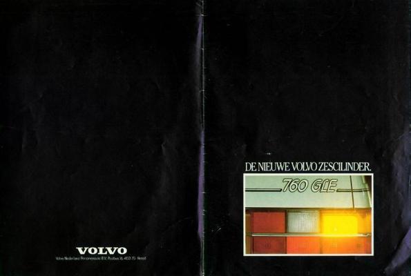 Volvo Volvo 760 760 Gle