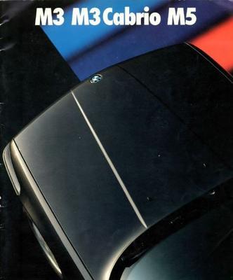 BMW Cabrio M3,m5