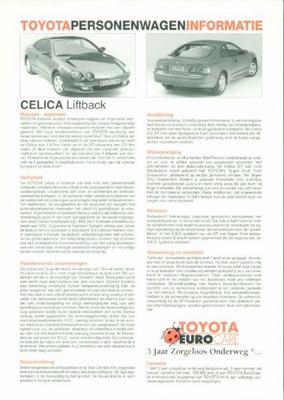Toyota Celica Liftback,gt