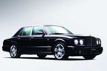 Afscheid van tien jaar Bentley Arnage