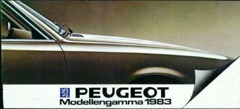 Peugeot Coupe,cabriolet 104 Zl,305,305 Break.505,5