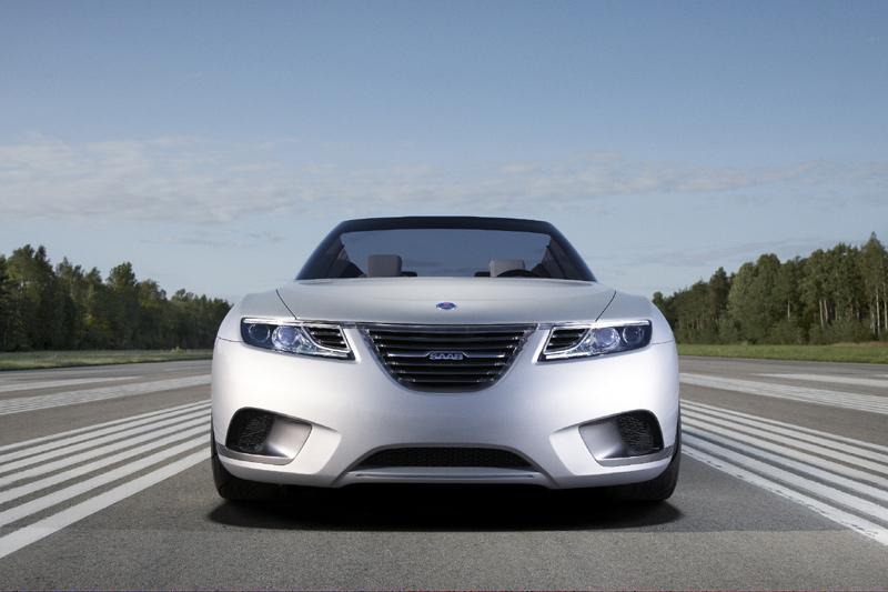 Officieel: Saab 9-X Air Concept