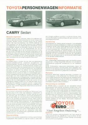 Toyota Camry Sedan,gl,gx