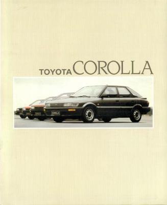 Toyota Corolla Liftback,sedan Xl,hatchback,station
