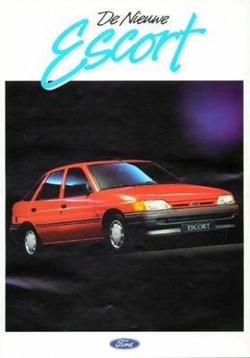 Ford Escort,cabriolet Xld,cl,s,clx,ghia