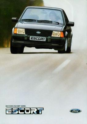 Ford Escort,cabriolet,station Wagon,laser,bravo Xr