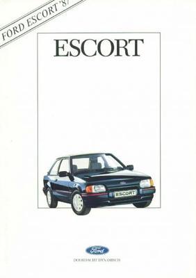 Ford Escort,stationwagon C,cl,ghia,rs Turbo