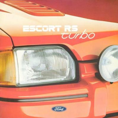 Ford Escort,turbo Rs