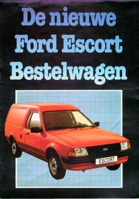 Ford Escort 35,45