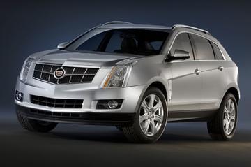 Nieuwe Cadillac SRX meer SUV