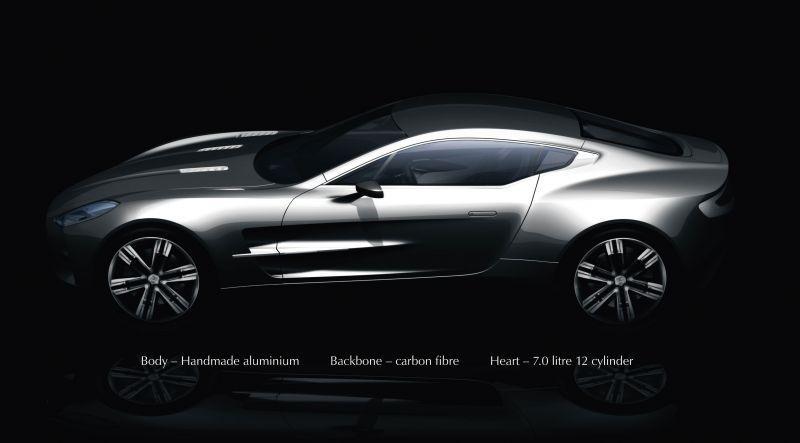 Aston Martin's nieuwe vlaggenschip: 650 pk