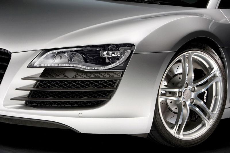 Audi propt R8 vol met LEDjes