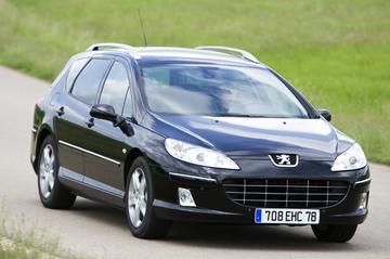 Peugeot 407 gaat laatste volle jaar in