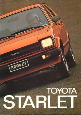 Toyota Starlet 1.0,1.3,dl,