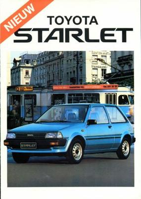 Toyota Starlet 1.3,dx,automaat