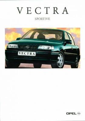 Opel Vectra Spotive