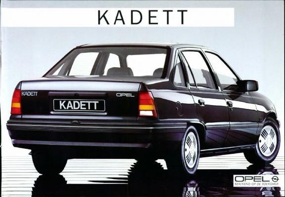 Opel Opel Kadett Gsl,gl,ls,