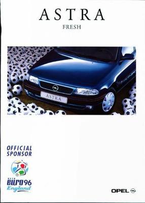 Opel Opel Astra Fresh