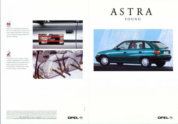 Opel Opel Astra Astra Young