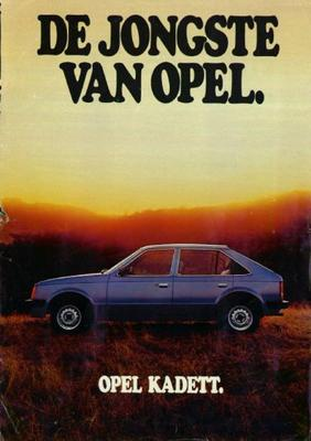 Opel Opel Kadett Berlina Kadett Caravan De Luxe,ka