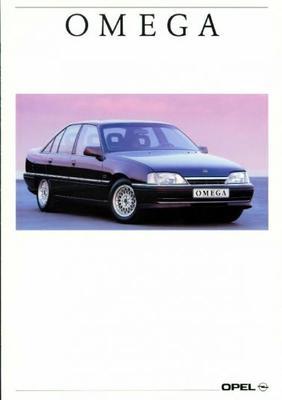 Opel Omega Cd,gl,stationwagon,3000