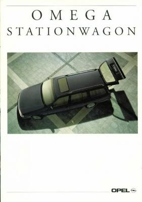Opel Omega Stationwagon