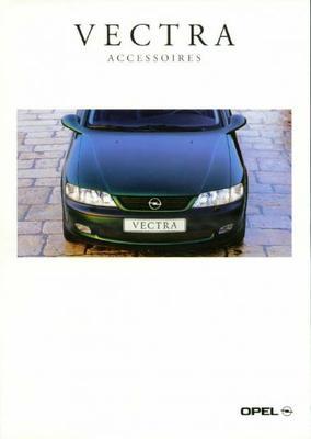 Opel Vectra Accessoirescd,gl,sport,cdx