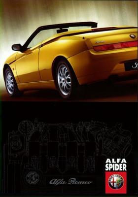 Alfa Romeo Cuore Sportivo Spider