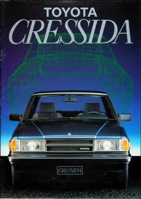 Toyota Cressida Gli,dx,dlx