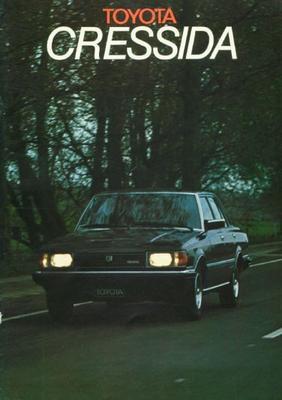Toyota Cressida Dx