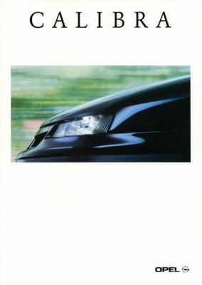 Opel Calibra V6,16v,turbo,2.0i