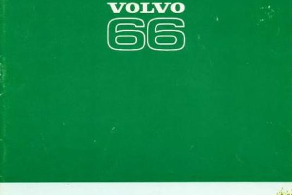 Volvo 66 Dl,gl