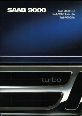 Saab 9000 Cd,turbo 16,i 16