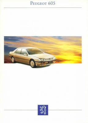Peugeot 605 Sv3.0svdt,sv-24sr,sld,srd,sri,srti,std
