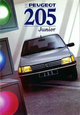 Peugeot Junior 205