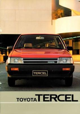 Toyota Tercel Dx