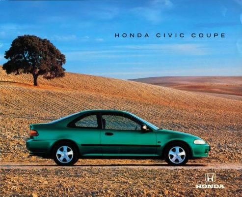 Honda Civic Coupe 1.6i,1.5i.lsi