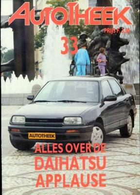 Daihatsu Applause Ta-x80,1300,gtti