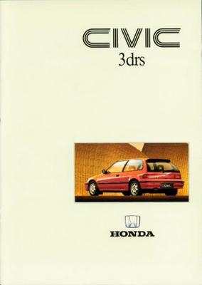 Honda Civic Gl,luxe,