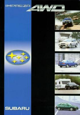 Subaru Impreza Sedan,plus Gt Turbo,gl,