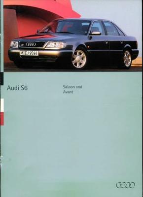 Audi S6 Avant,4.2,avant 4.2,saloon