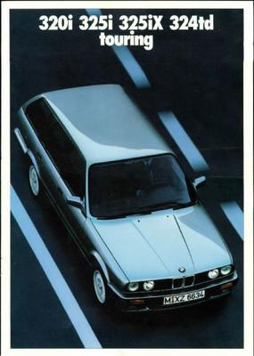 BMW 320i,325i,325ix,324td Touring
