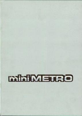 Austin Metro Mini