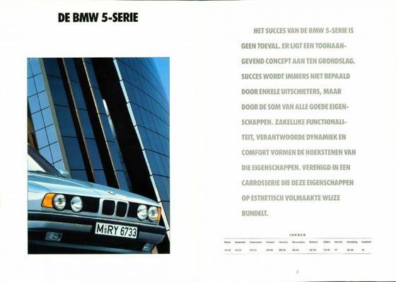 BMW 5 Serie 520i,525i,518i,535i